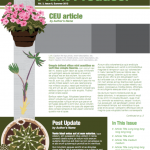 The Plant Producer Newsletter Template Cover