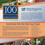 Extension's 100th Anniversary UF Flyer