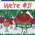 UF Extension Radish Festival poster 1 of 6