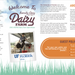 Dairy Day double parallel brochure inside