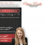 About Your Realtor postcard