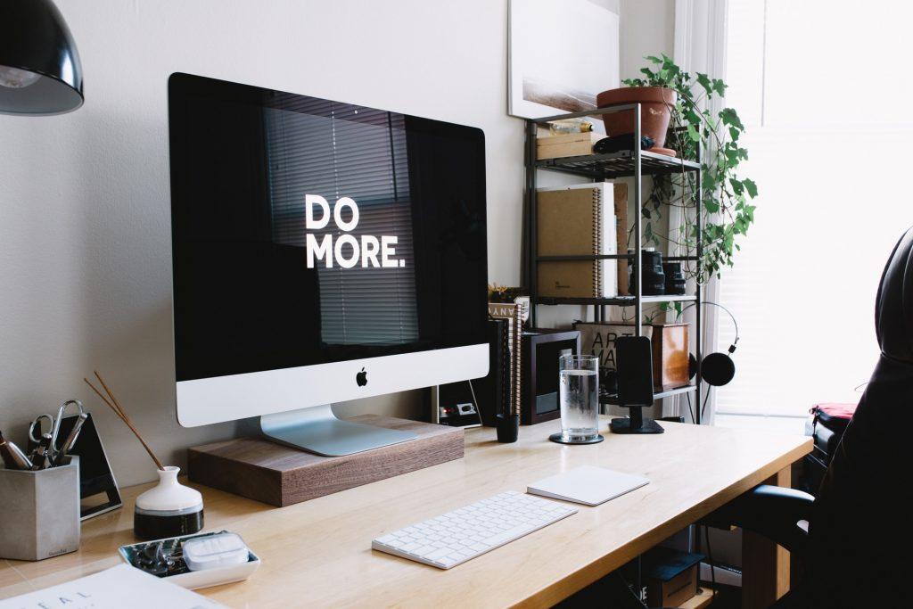 Do more design work